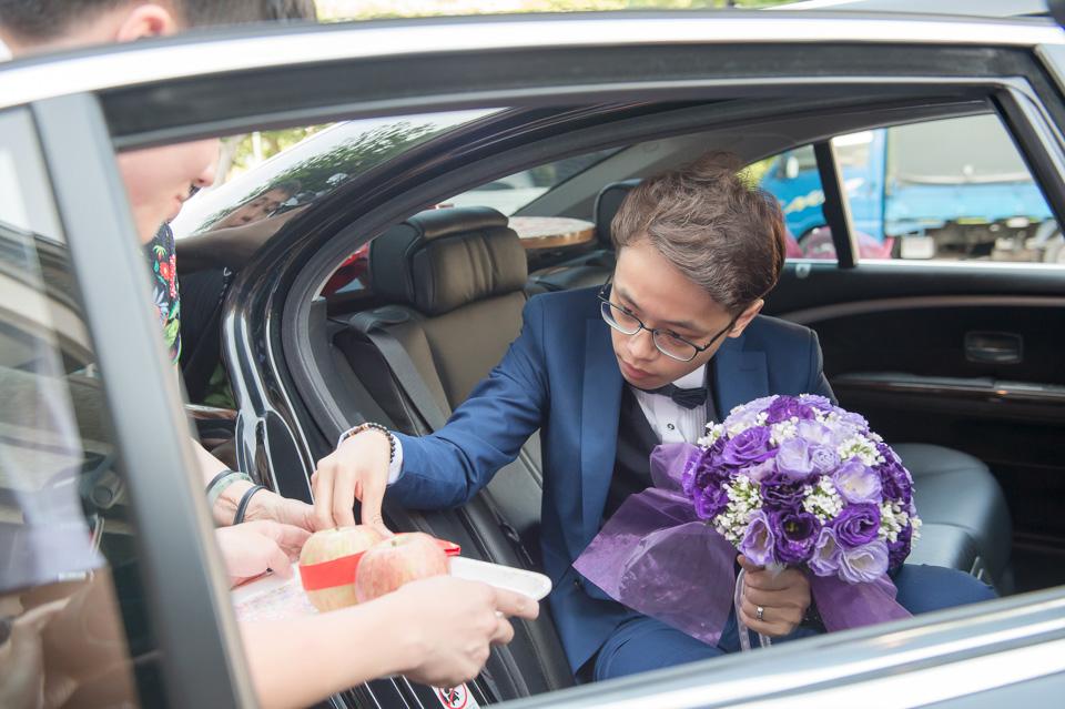 台南婚攝 桂田酒店 婚禮紀錄 G & S 013