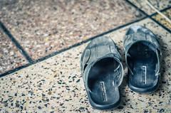 Muddy (RamizPhotography) Tags: black sand nikon mud dirt sandal chappal d5100