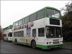 Stephensons 972 (K872 CSF) (Colin H,) Tags: bus buses bury alexander lothian leyland haverhill rh burystedmunds olympian bse ibp stephensons lothianbus ipswichbuspage k872csf colinhumphrey