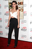 Kristen Stewart AFI Fest - 'On The Road' - Centerpiece Gala Screening - Arrivals Los Angeles, California