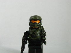 Halo 4 Master Chief (TanookiTail26) Tags: lego 4 halo