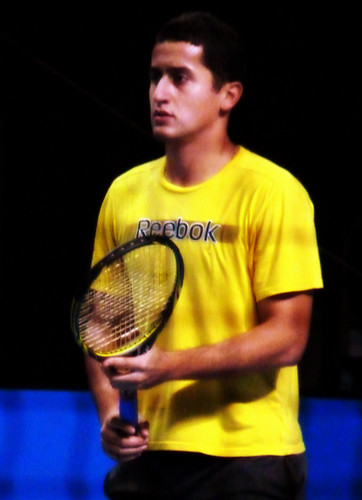 Nicolas Almagro - Reserves have to practise too