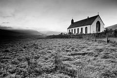 amulree turch (tom fincher) Tags: winter church landscape scotland perthshire scottish glen perth loch crieff kirk aberfeldy amulree quaich