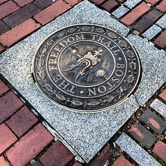 #freedomtrail #boston #massachusetts