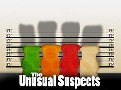 The Unusual Suspects (Anthony.Du) Tags: film movie fun funny candy joke humour parody usualsuspects parodie