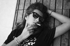 California Dreaming (Mila F. Photography) Tags: california light summer portrait sun sunlight sexy pool girl sunglasses vintage natural grunge mila young location veronica portraiture milatherockinsnail
