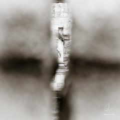 J.Guillou (Mr. Caillou) Tags: sculpture paris art cemetery grave graveyard cross montmartre stvincent croix tombe cimetière funéraire tumb tombeau gravure
