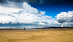 Time and Tide Waits For No One (Philip R Jones) Tags: beach rain bluesky birkenhead hdr newbrighton 3xp hdrsky hdraddicted mygearandme timeandtidewaitfornoone timeandtidewaitfornone