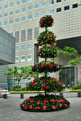 Suntec City (chooyutshing) Tags: christmas decorations festival singapore display celebration shoppingmall xmastree 2012 sunteccity