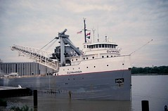 Tuff Enough In Toledo (Bill Bedell) Tags: boats ships vessels lakeboats