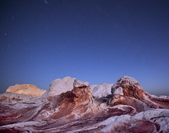White Pocket Dawn (snowpeak) Tags: stars vermilioncliffsnationalmonument whitepocket nikond800e