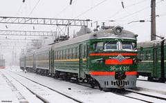 ER9P-K-321 (YuriZhuck) Tags: train russia railway emu rzd er9p