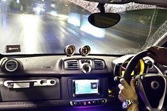 """'This here is emancipation from all the mental slavery..."""" (NeilllP) Tags: smart night last drive day hand tag right orchestra extra carrera heuer brabus fortwo curricular submotion neilllp neilpco"""