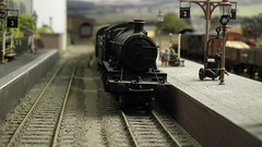 Cardigan Town 21.11.2012 (Petelmrg) Tags: wales layout cardigan 00 brw gwr modelrailway 4mm modelrailways