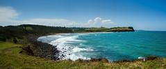 Rocky coastline NSW (dazza17 - DJ) Tags: seascape landscape coast places join nsw hdr byronbay lenox balina