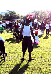 Trayvon Martin Black People Protest (C64-92) Tags: poverty martin poor protest blacks blackpeople ghetto shootout poorpeople ghettos trayvon miamipoverty