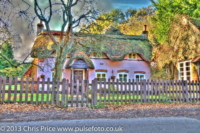 Cottage, Latchmere Green near Bramley