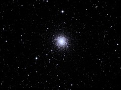 M13 (Hercules Cluster) (CSky65) Tags: clusters galaxy messier deepspace globularclusters astrometrydotnet:status=solved astrometrydotnet:version=14400 astrometrydotnet:id=alpha20121111199540