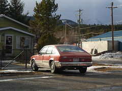Chevrolet Citation (dave_7) Tags: chevrolet car rear 80s 1981 citation xcar