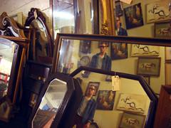 Day 103: Secrets (itsnomalleyfosho) Tags: portrait selfportrait reflection me blackfriday photography mirror secret 365 friday project365