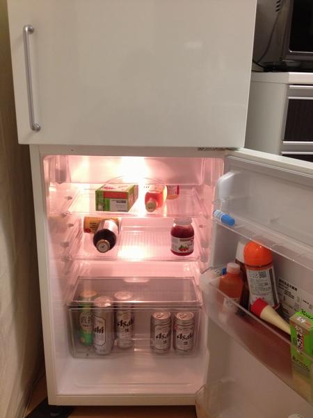 2007年 無印良品 冷凍 冷蔵庫 M-R14C 2ドア 137L - 日暮里リサイクル123