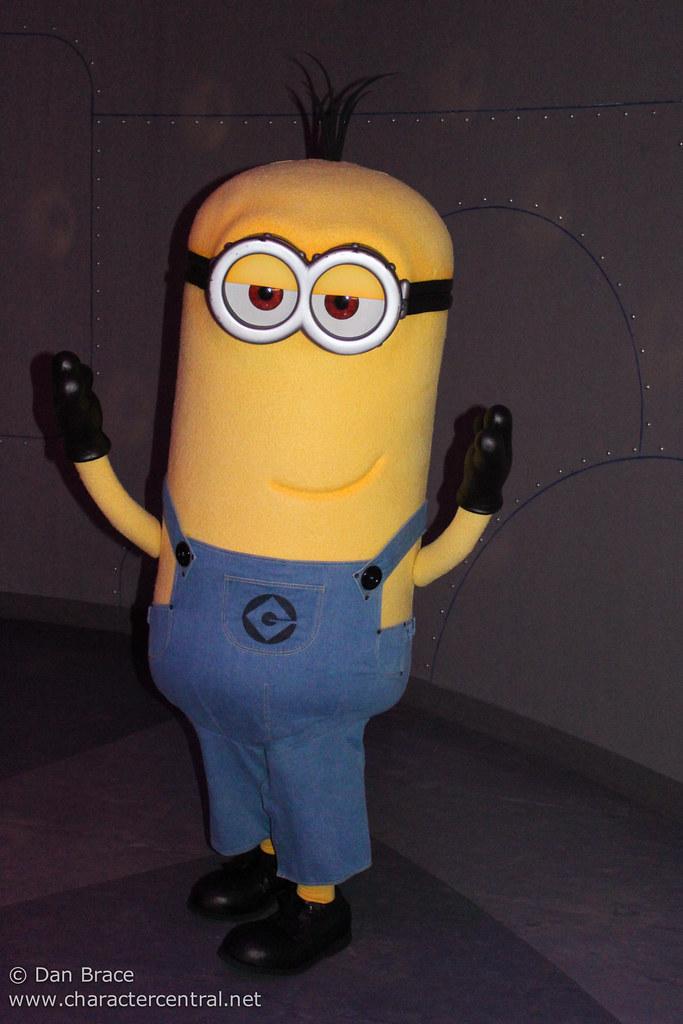 Disney Minions Minions at Disney Character