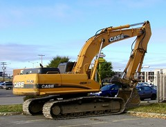 Case CX330 (Jacques Trempe 2,480K hits - Merci-Thanks) Tags: quebec case equipment stefoy