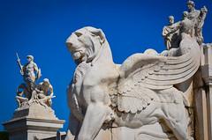 avio lion (do small things with great love) Tags: italy rome roma wings italia wing lion winged vittoriano altaredellapatria leonealato