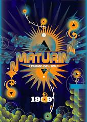 Da del Sol - Maturn (Marco Tulio / Oasis Creatio) Tags: illustration digital sunday digitalart illustrator lettering typo ilustracion