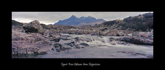 slig small (Jon Salton) Tags: skye film landscape scotland fineart scottish panoramic cullin sligachan sgurrnangillean ektar100 fuji617 jonsalton