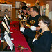 The Noteworthy Handbell Choir will perform at the St. Lawrence County Historical Association Holiday Open House at the Silas Wright House in Canton on December 7 at 7 pm. The open House begins at 4 pm.