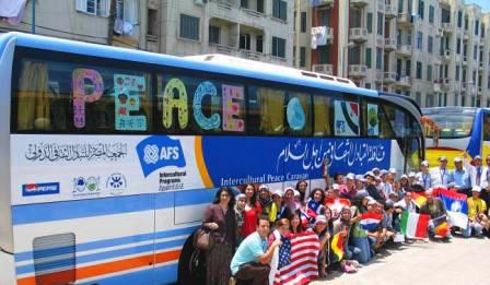 6:00 AM Egypt +Peace bus
