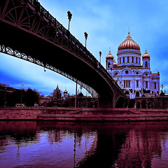 Cathedral of Christ the Saviour (Gena Golovskoy) Tags: christ cathedral russia moscow saviour mygearandme mygearandmepremium mygearandmebronze mygearandmesilver mygearandmegold mygearandmeplatinum mygearandmediamond