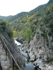 "Gorges du Doux entre Mordane et Clauzel • <a style=""font-size:0.8em;"" href=""http://www.flickr.com/photos/86960250@N02/8259519628/"" target=""_blank"">View on Flickr</a>"