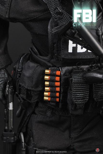 SOLDIER STORY - US FBI CIRG(CRITICAL INCIDENT RESPONSE GROUP) 緊急事件響應群