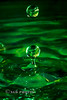 Green ones (Nigel Dell) Tags: waterdrops ngdphotos