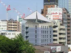 PICT0930 (baum_robert) Tags: japan tokyo modernarchitecture ochanomizu minoltadimagef200 shuichitakezawa yobikyo rokugobuilding tokyochiyodaku