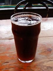 Storm Cease and Desist Cascadian Dark Ale (knightbefore_99) Tags: beer cerveza pivo sunday whip cask camra real ale pint main street storm cda cascadian dark tasty malt hops