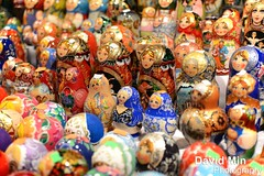 Paris, France - Xmas Market @Avenue des Champs-Elyses (GlobeTrotter 2000) Tags: christmas new xmas eve winter vacation paris france happy doll dolls market nye year champs des celebration gift merry avenue russian elysees champselyses chalets matryoshka babuskas
