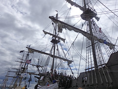 El Galeon Andalucia (ionnature) Tags: tallships pirateship baycity elgaleon elgaleonandalucia