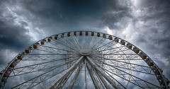 Skyward (Explore 31/07/2016) (RTA Photography) Tags: rta photography rivierawheel theenglishriviera torquay devon rtaphotography hdr 3xp explore