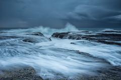 North Narrabeen Sunrise (RoosterMan64) Tags: nsw seascape landscape sydney rockshelf rockpool northernbeaches northnarrabeen longexposure leefilters