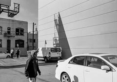 Franklin Street, San Francisco (Postcards from San Francisco) Tags: sanfrancisco california leica ma film analog trix