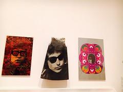 Bob X 3 - NYC (verplanck) Tags: nyc vanishing 1960s art moma bobdylan popart