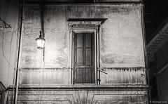 Street light in Rome, Italy (Michael Leek Photography) Tags: streetphotography street light architecture italianarchitecture italy rome roma michaelleek michaelleekphotography hdr highdynamicrange blackandwhite bw sepia texture culture style atmosphere travel travel2016 nopeople europe europa night nightphotography