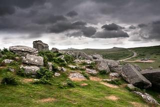 On Bonehill Rocks, Dartmoor_Nik-9661