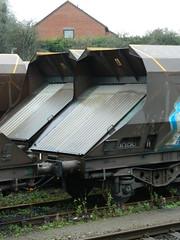 HHA_160105 (22) (Transrail) Tags: hha wagon bogie hopper freightliner heavyhaul flhh bristolparkway coal