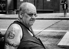 (Rich McPeek) Tags: candid life pennsylvania socialdocumentaryphotography streetphotography streetportrait pittsburgh street