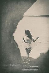 Sometimes remember the last Summer (check4newton) Tags: ocean meer fjord water sea beach remember dream summer girl nude naked see through rocks wood flash flashlight profoto acute b2 jörg oestreich theessence art kunst prints drucke
