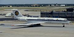 Tu-134 | CCCP-65134 | FRA | 19920718 (Wally.H) Tags: tupolev 134 tu134 cccp65134 fra eddf avialiniukrayiny